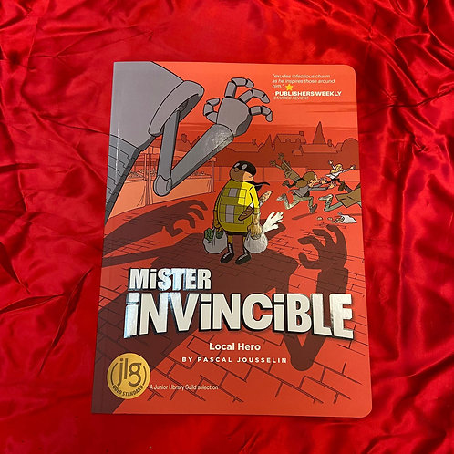 Mister Invincible: Local Hero | Pacal Jousselin