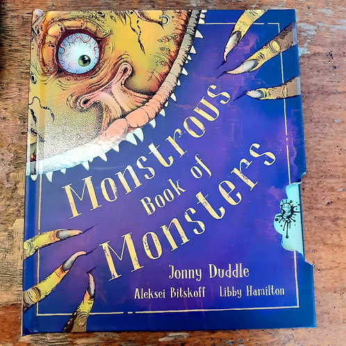 Monstrous Book Of Monsters | Jonny Duddle