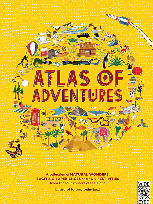 Atlas of Adventures | Lucy Letherland