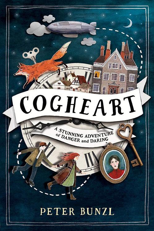Cogheart | Peter Bunzl