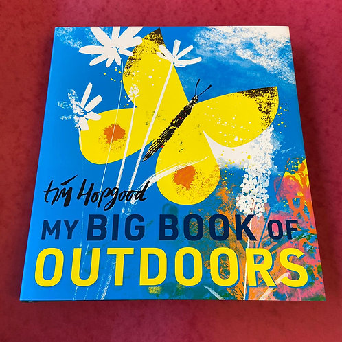 My Big Book of Outdoors | Tim Hopgood