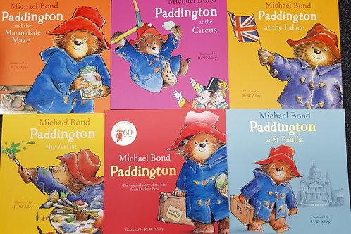 Paddington Bear Picture Books   Michael Bond