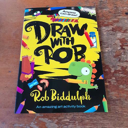 Draw With Rob | Rob Biddulph
