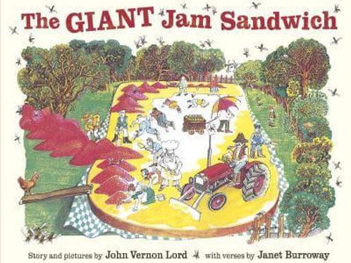 The Giant Jam Sandwich   John Vernon Lord and Janet Burroway