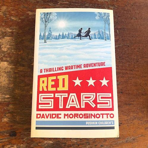 Red Stars | Davide Morosinotto