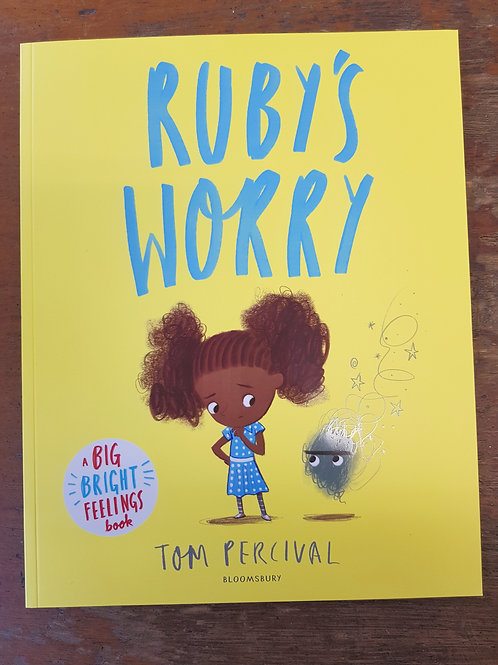 Ruby's Worry | Tom Percival