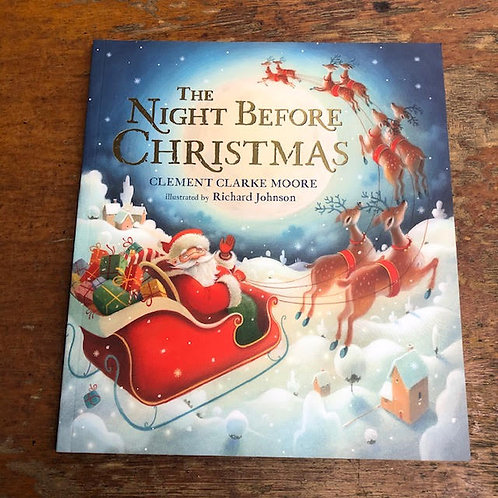 The Night Before Christmas | Clement C. Moore and Sue Buswell