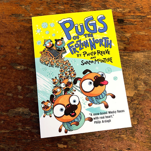 Pugs of the Frozen North | Reeve & McIntyre