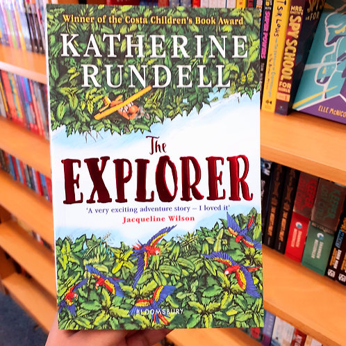 The Explorer | Katherine Rundell
