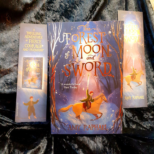 The Forest of Moon and Sword | Amy Raphael