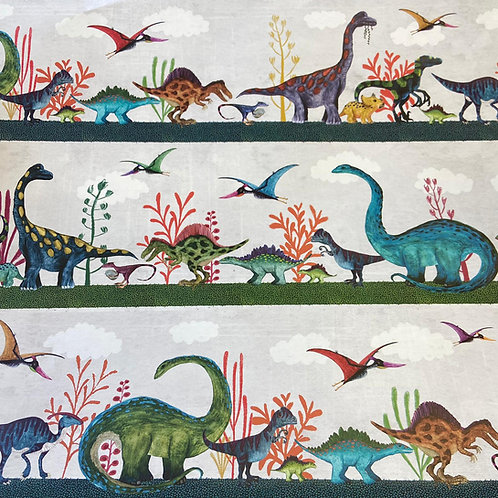 Older Dinosaurs Gift Wrap
