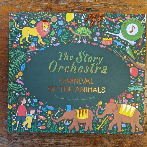 Carnival of the Animals (Story Orchestra) | Jessica Courtney-Tickle