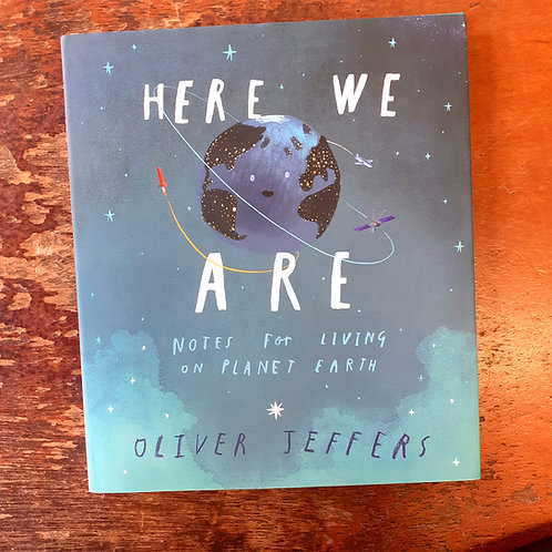 Here We Are | Oliver Jeffers