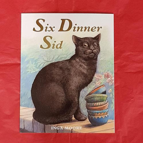 Six Dinner Sid Series | Inga Moore