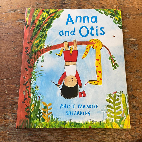 Anna and Otis | Maisie Paradise Shearring