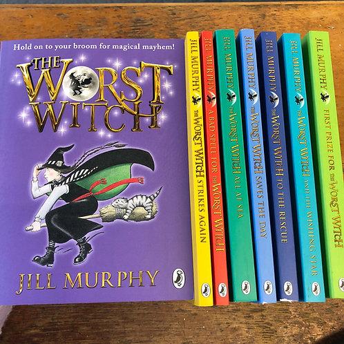 Worst Witch | Jill Murphy