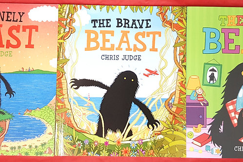 The Lonely Beast Series | Chris Judge