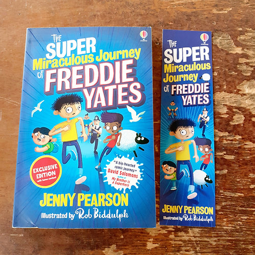 The Super Miraculous Journey of Freddie Yates | Jenny Pearson