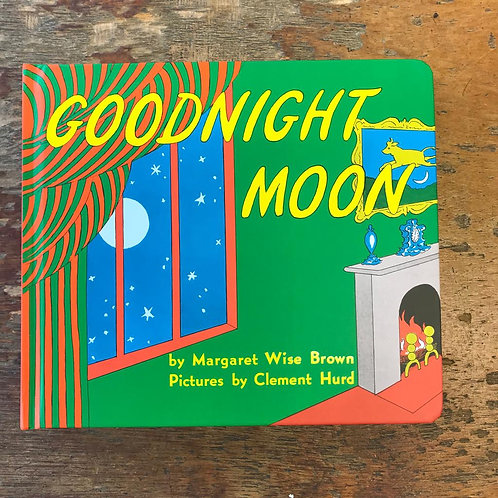 Goodnight Moon   Margaret Wise Brown and Clement Hurd