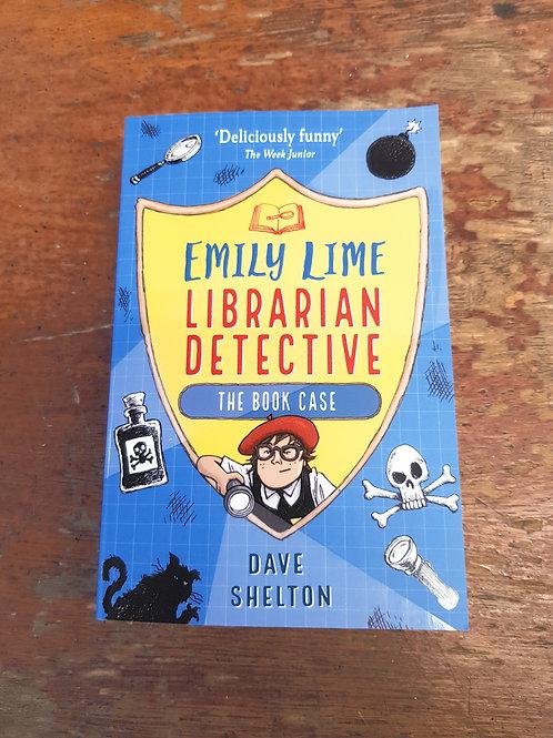 Emily Lime Librarian Detective, The Book Case | Dave Shelton