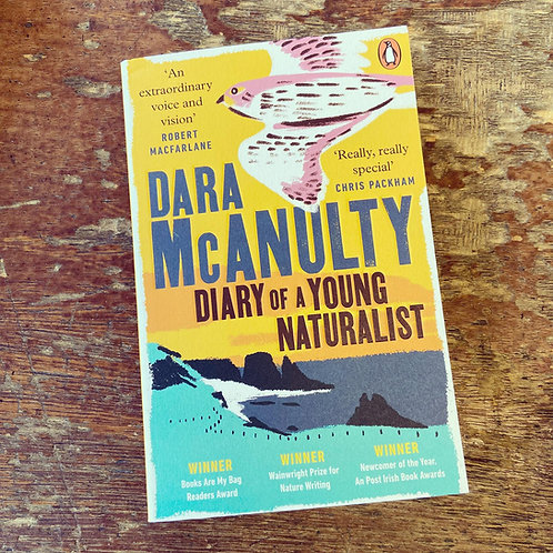 Diary of a Young Naturalist | Dara McAnulty