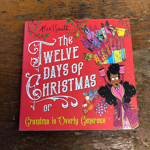 Twelve Days of Christmas | Alex T Smith