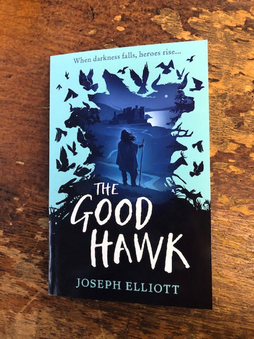 The Good Hawk | Joseph Elliot