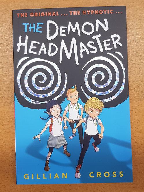 Demon Headmaster | Gillian Cross