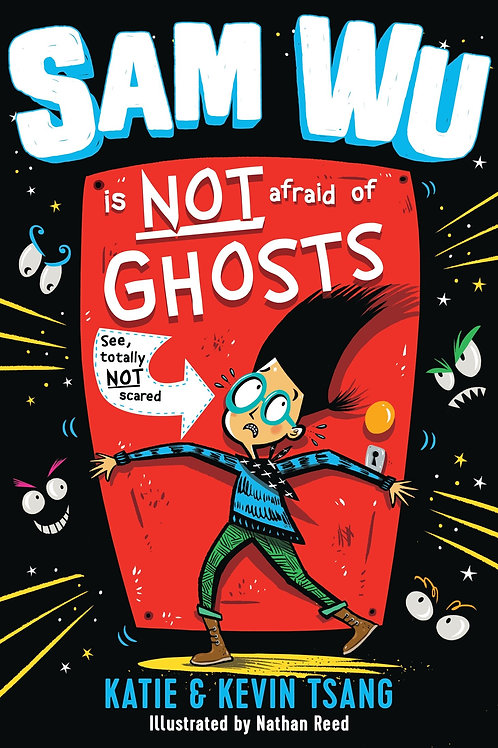 Sam Wu Is NOT Afraid of Ghosts! | 	Katie & Kevin Tsang
