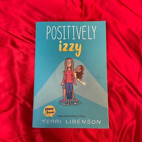 Positively Izzy   Terri Libenson
