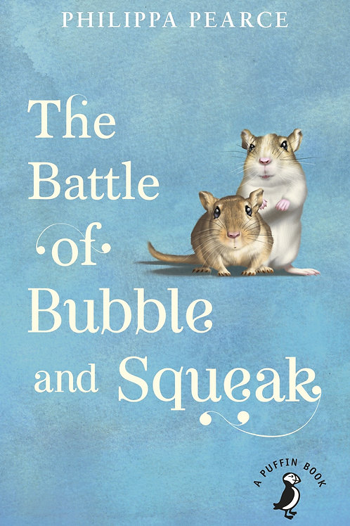 Battle of Bubble and Squeak | Philippa Pearce