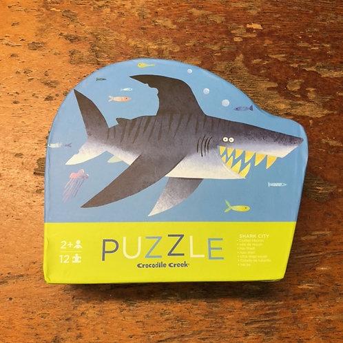 Shark City Mini Puzzle