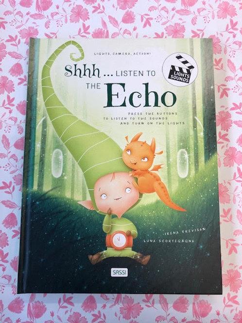 Shhh... Listen to the Echo | Irena Trevisan and Luna Scortegagna