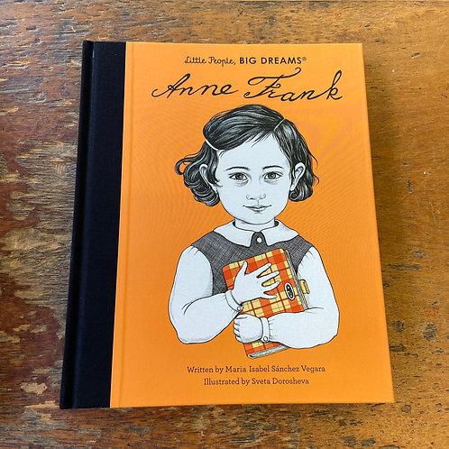 Anne Frank [Little People Big Dreams] | Maria Isabel Sanchez Vegara