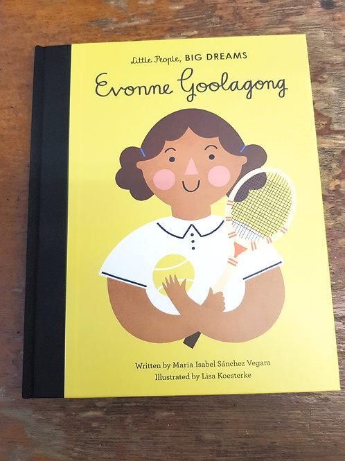 Evonne Goolagong [Little People Big Dreams] | Maria Isabel Sanchez Vegara