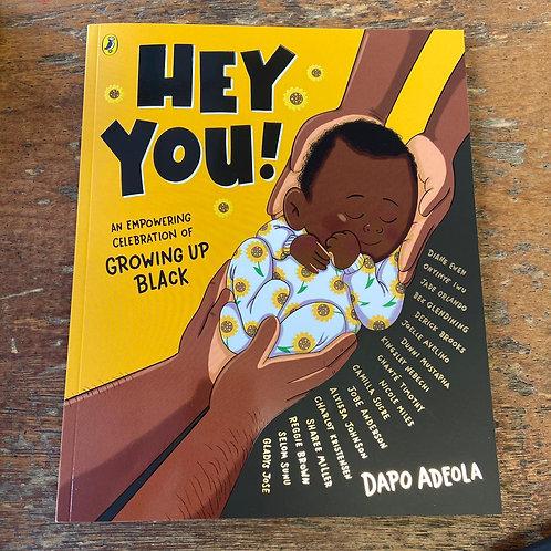 Hey You! An Empowering Celebration of Growin Up Black | Dapo Adeola