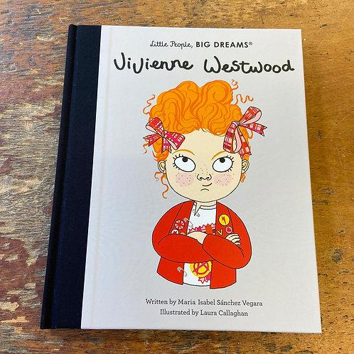 Vivienne Westwood [Little People Big Dreams] | Maria Isabel Sanchez Vegara