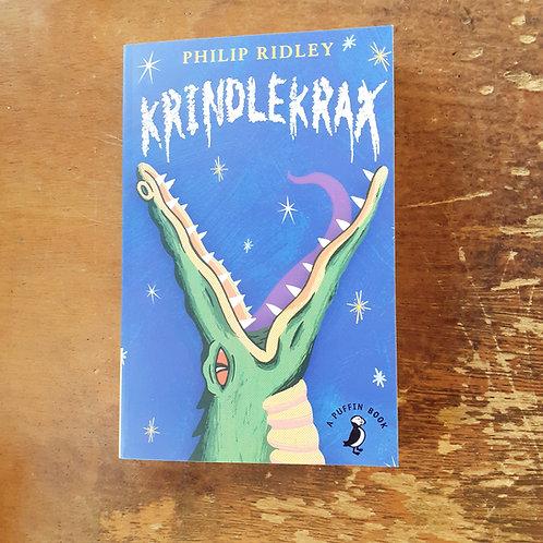 Krindlekrax | Philip Ridley