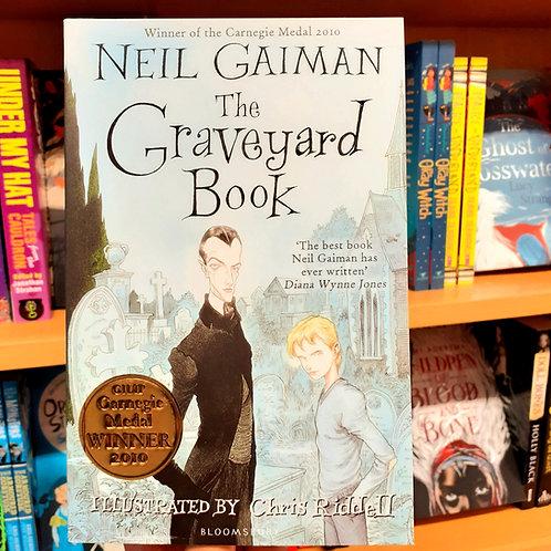 Graveyard Book | Neil Gaiman