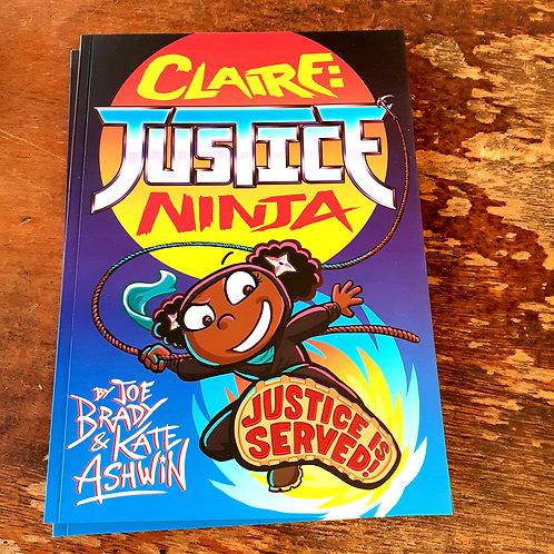 Claire: Justice Ninja | Joe Brady