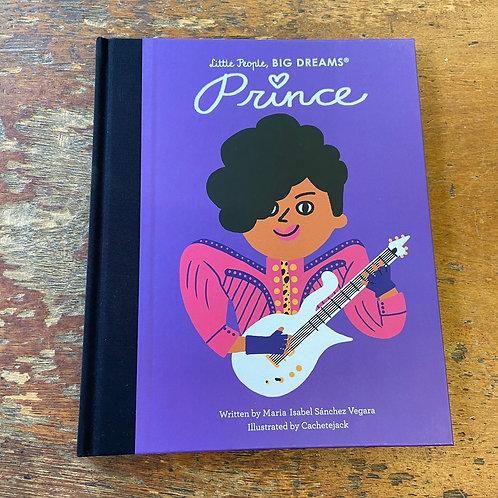 Prince [Little People Big Dreams]   Maria Isabel Sanchez Vegara