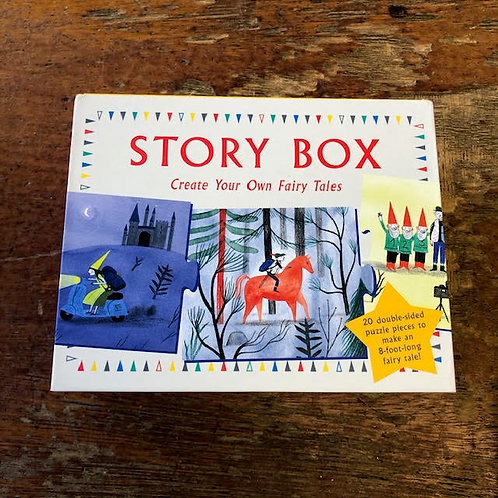 Story Box: Create Your Own Fairy Tale | Anne Laval