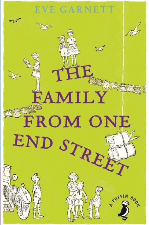 The Family from One End Street |  Eve Garnett