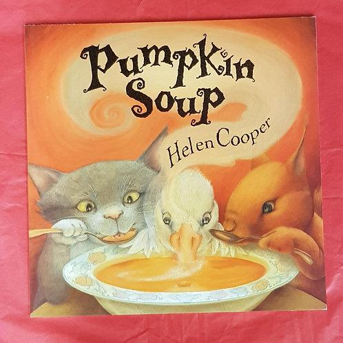 Pumpkin Soup Series | Helen Cooper