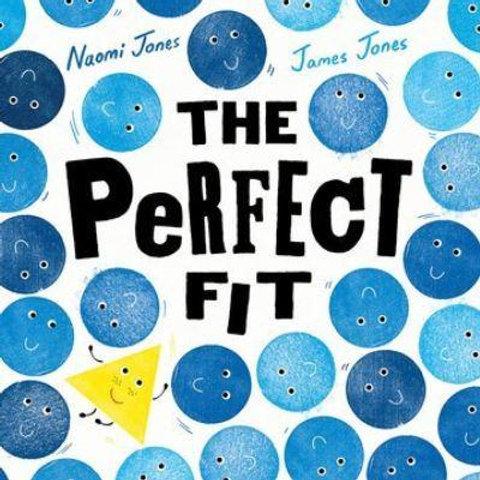 The Perfect Fit   Naomi Jones and James Jones