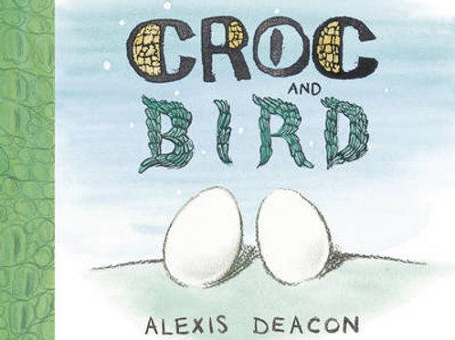 Croc and Bird | Alexis Deacon