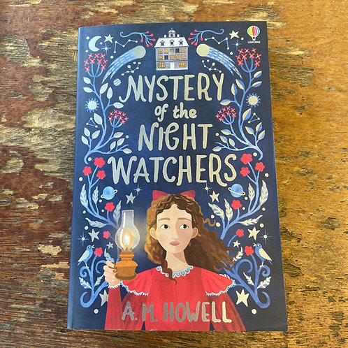 Mystery of the Night Watchers | A. M. Howell