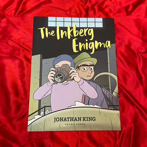 The Inkberg Enigma   Jonathan King
