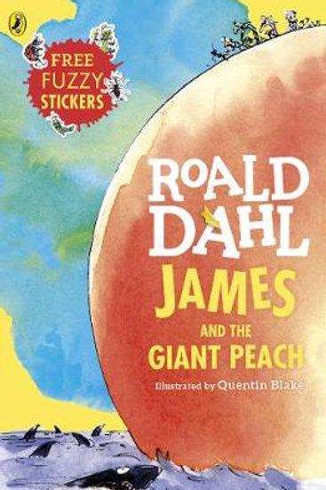 James and the Giant Peach   Roald Dahl