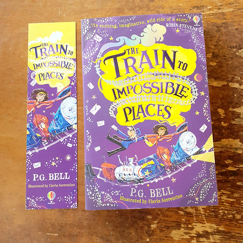 Train to Impossible Places | PG Bell